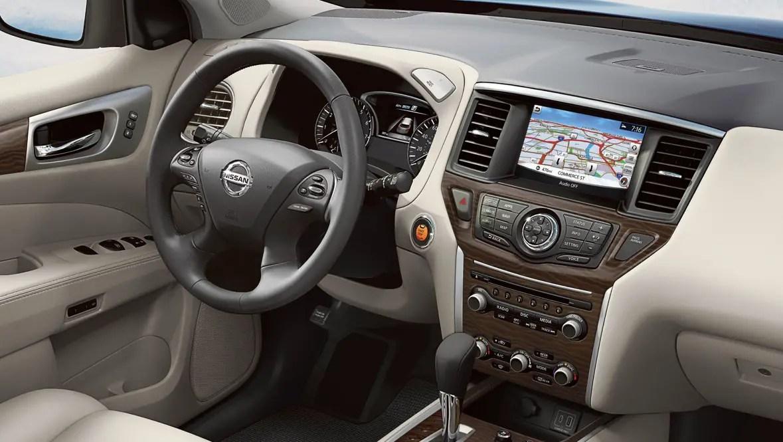 2021 Nissan Pathfinder Interior Features