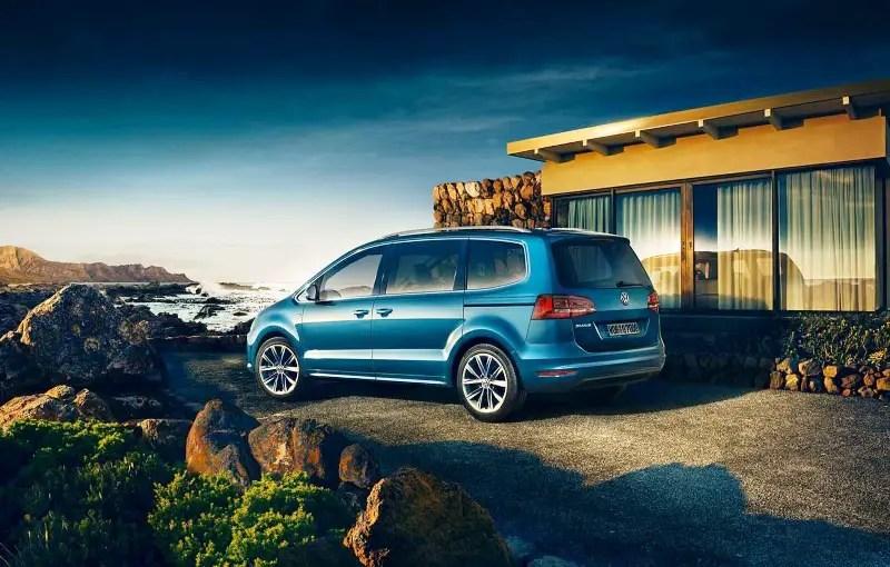 2021 Volkswagen Sharan Release Date