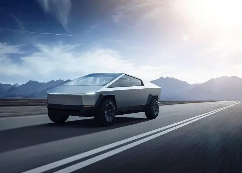 Tesla Cybertruck Electric Pickup Review