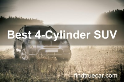 Read more about the article 15 Best 4-Cylinder SUVs on the Market Right Now [2021]