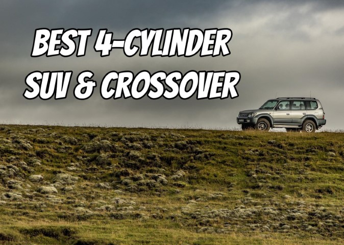 Best 4-Cylinder SUVs on the Market Right Now