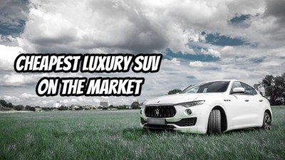 Read more about the article 20+ Best Affordable Luxury SUV & Crossover [2021]