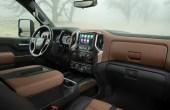 2021 Chevy Silverado Reaper Interior