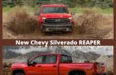2021 Chevy Silverado Reaper Price