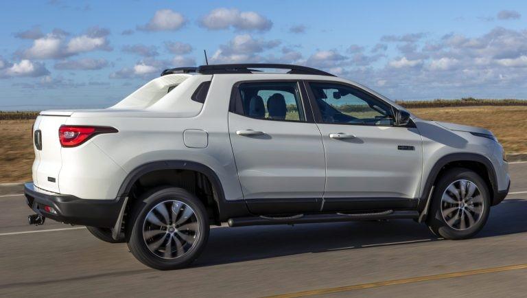 2021 Fiat Toro Ultra Diesel 4X4