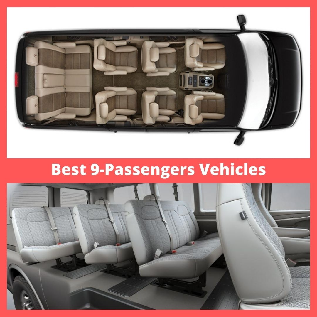 Best 9-Passengers Vehicles Right Now