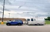 2021 Ford Explorer Tow a Travel trailer