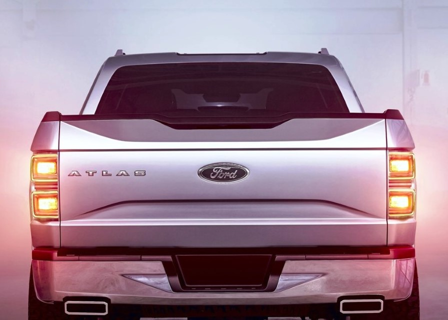 New Ford Atlas Pricing