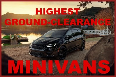 Read more about the article Top 10 Minivans With Highest Ground Clearance in the U.S.