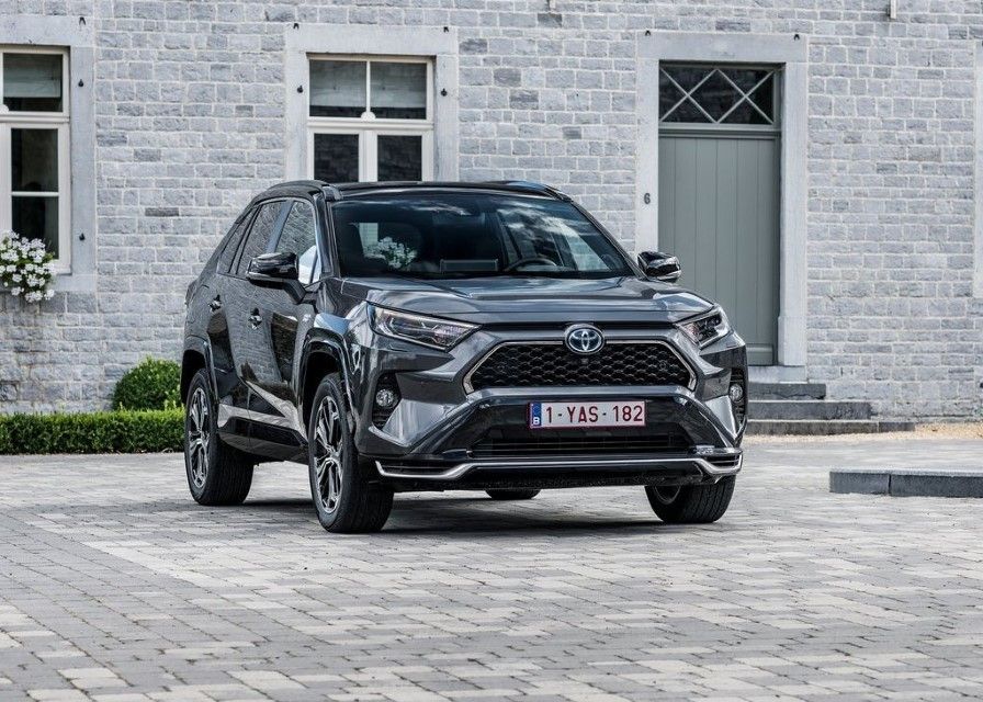 2021 Toyota RAV4 Has Best Visibility for Driver