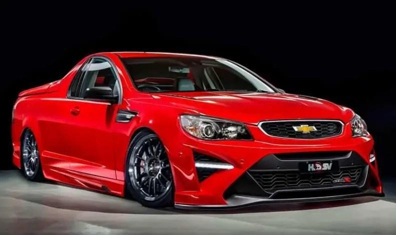 New Chevrolet El-Camino Reborn