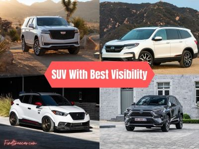 Read more about the article Top 8 SUVs With Best Visibility and the Worst Ones
