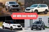 SUVs With the Best Visibility