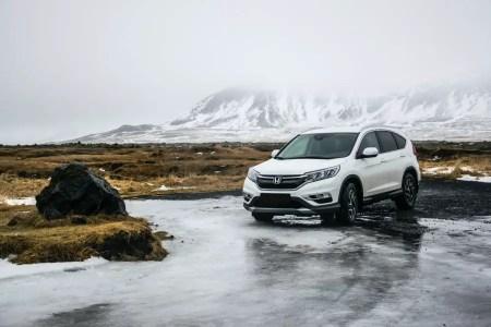 Honda CR-V For Camper Conversion