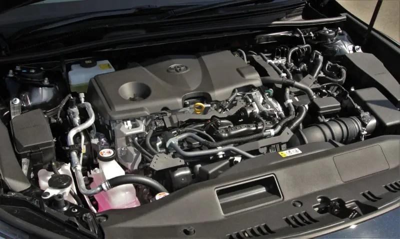 Toyota 2GR-FE 3.5 V6 Engine Review
