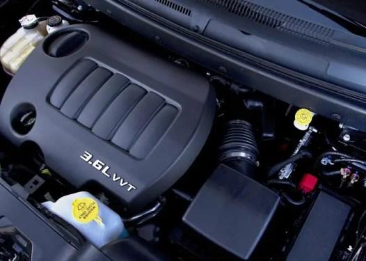 Chrysler 3.6L V6 Pentastar Review