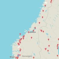 3 Wochen Norwegen Rundreise