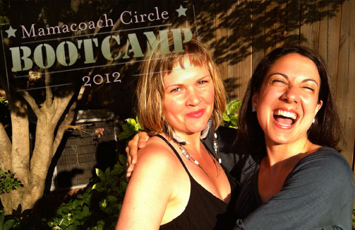 mamacoachbootcamp This summer, Mamacoach Circle goes Bootcamp. And its free!