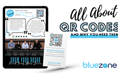 All About QR Codes and Why You Need Them!