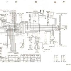 1977 Ct70 Wiring Diagram Electric Furnace Sequencer Honda Ct90 Battery Get Free Image