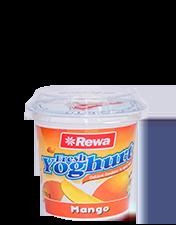Rewa 150g mango yogurt