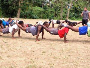 Training Fiji