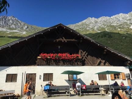 Bodensteiner Alm Hut