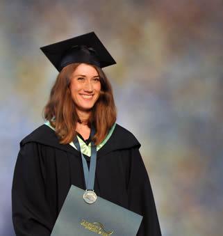 smiling-brunette-college-grad