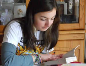 college-girl-reading-book