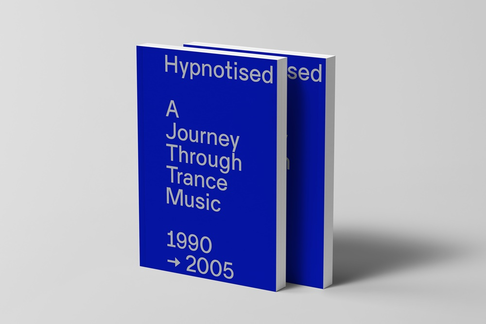 Hypnotised - A Journey Through Trance 1990 - 2005 - The Book