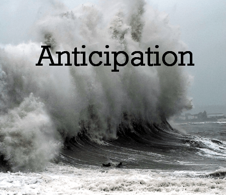 Image result for anticipation
