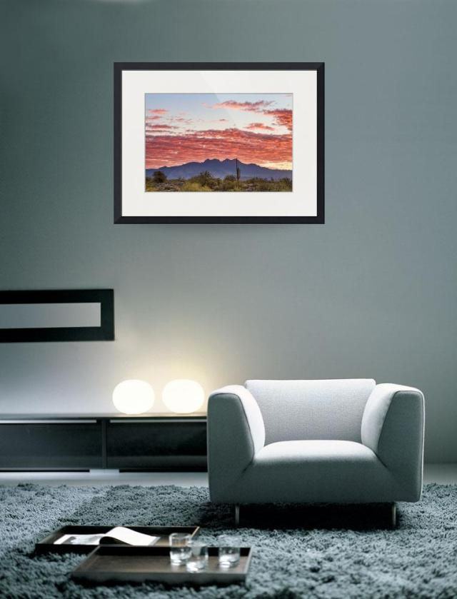 Arizona-Four-Peaks-Mountain-Colorful-View_art