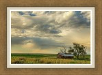 Country Air Framed Print