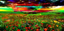 Fine Digital Landscape Art