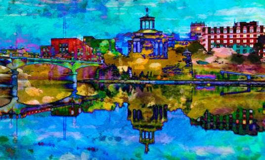 Art Landscape Impressionism