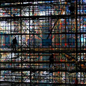 Art Print City Park