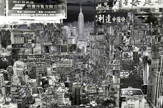 Art Print United City