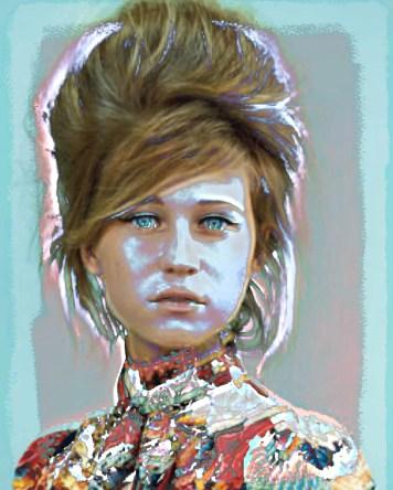 Digital Art Portraits Selah Sue