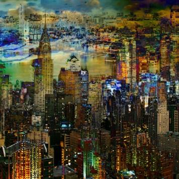 Digital City Art