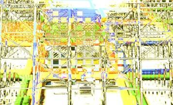 Digital Art Loading Zone