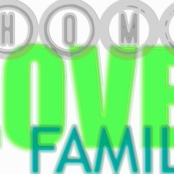 Home Love Family Art