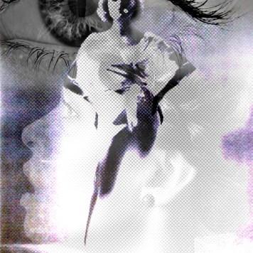 Portrait Art Carole Lombard