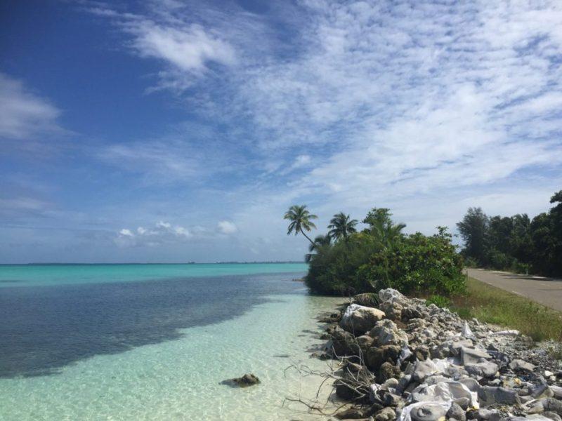 Tyrkysový ráj uprostřed Indického oceánu