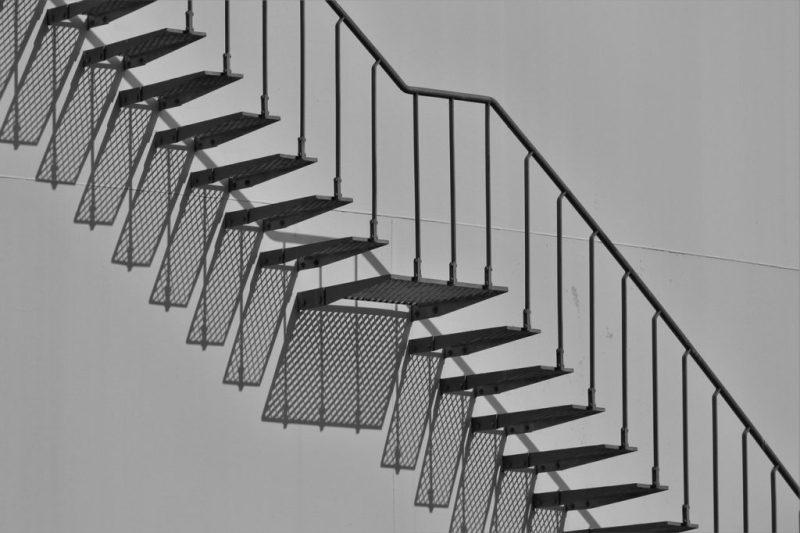 Architecture Stairs  - rschaubhut / Pixabay