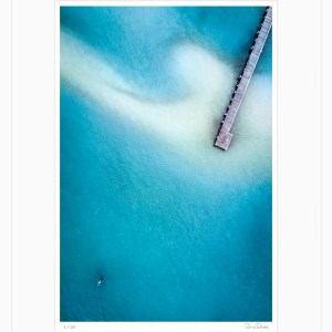 Blue Haven - Limited Edition - Aerial Artwork