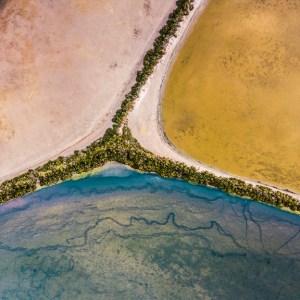 Pastels - Aerial Landscape