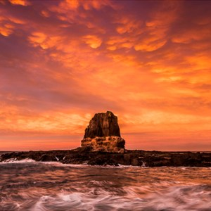 Pulpit Rock - Seascapes