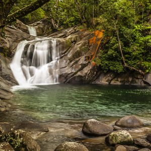 Cairns Waterfall - Landscape