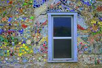Mosaic Art Wall 2 Photograph by Jack Camden