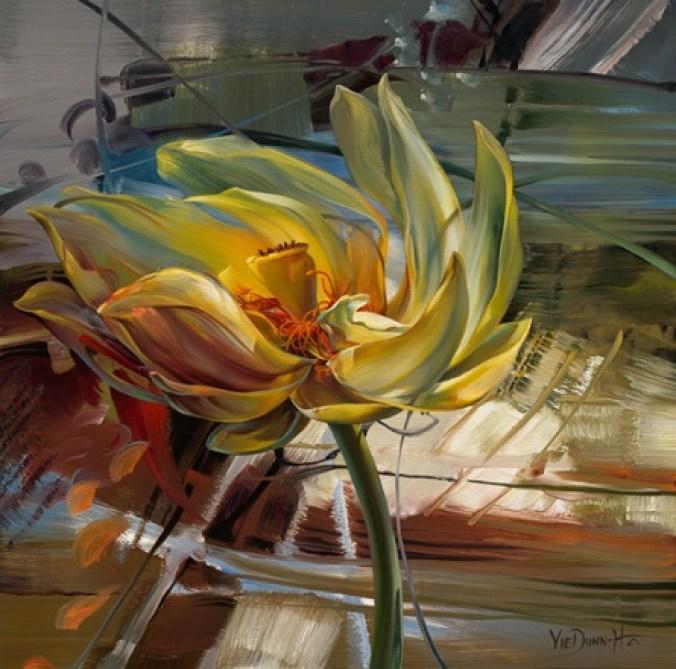 lotus-painting